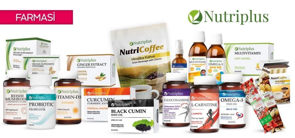 Farmasi Nutriplus Termékek